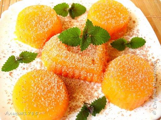 Вкуснота из тыквы и апельсинового сока справится даже ребенок