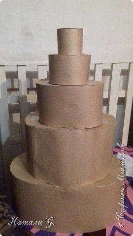 Торт- обманка (имитация) фото 11