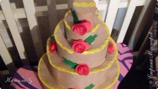 Торт- обманка (имитация) фото 17