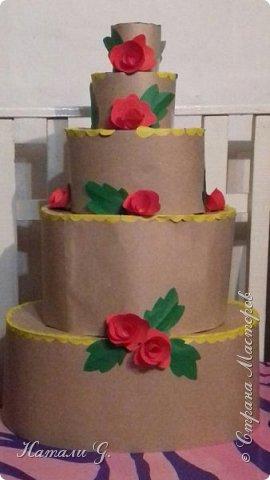 Торт- обманка (имитация) фото 18