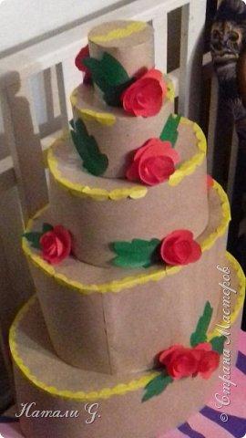 Торт- обманка (имитация) фото 19