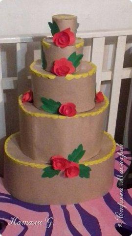 Торт- обманка (имитация) фото 1