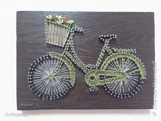 Стринг Арт (Велосипед) фото 1