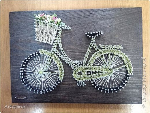 Стринг Арт (Велосипед) фото 3