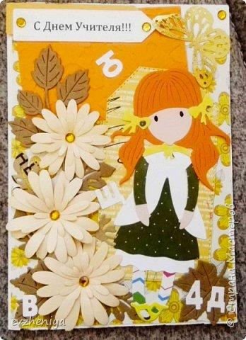 Насмотрелась я на шоколадниц Татьяны  https://stranamasterov.ru/node/1149975  и вспомнила, что пылится без дела ножик похожий.  И решила сделать открыточки. Таня, спасибо за вдохновение!!! фото 8