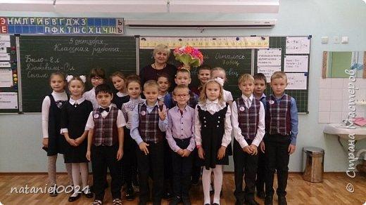 Вот такой букет собрали ученики 2-го класса для своего учителя фото 6