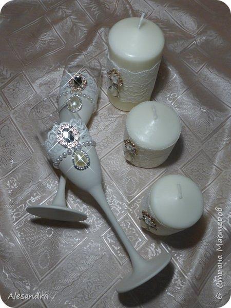 Свадебные бутылочки фото 6