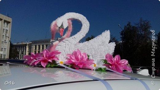 Украшение машин на свадьбу фото 5