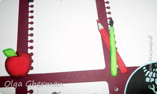 """Здравствуйте, дорогие жители Страны Мастеров! Пришла мне идея в этом году сделать """"Расписание Уроков"""" для дочки....  И почему я раньше до этого не додумалась???!!! Дочка была просто в восторге! А это для меня самая высокая оценка.  Также, я решила сделать """"расписание уроков"""" и для учителей (ко Дню Учителя) для украшения кабинета. Что у меня из этого получилось, вы можете увидеть ниже.... Я постаралась сделать подробный фотоотчет о своих работах... Старалась не упустить ни малейших деталей... Размер примерно 30x50 см... и одно (синее) - 40x65... Очень надеюсь, что вам понравятся мои работы и , возможно, кому-нибудь тоже захочется сделать что-то похожее... Итак, смотрим, что у меня получилось:  фото 34"""
