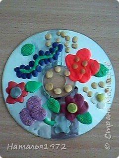 Узоры на диске фото 3