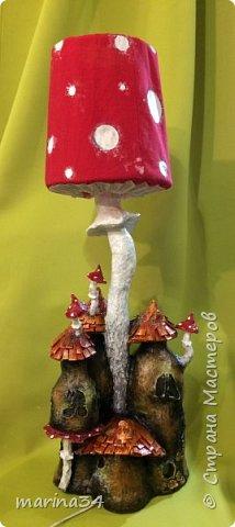 Привет всем жителям страны мастеров.Вот делюсь очередной вытворялкой.Меня накрыло,вдохновили походы за грибами. фото 3