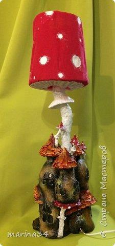 Привет всем жителям страны мастеров.Вот делюсь очередной вытворялкой.Меня накрыло,вдохновили походы за грибами. фото 4