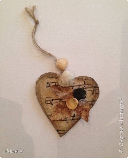 Винтажные сердечки фото 10