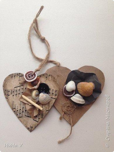 Винтажные сердечки фото 11