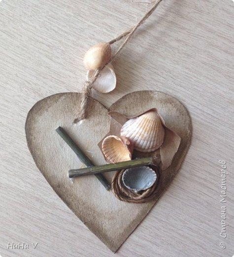 Винтажные сердечки фото 6