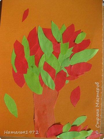 Деревце с листиками фото 5