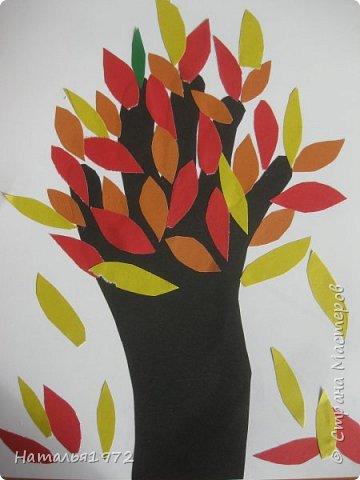 Деревце с листиками фото 1