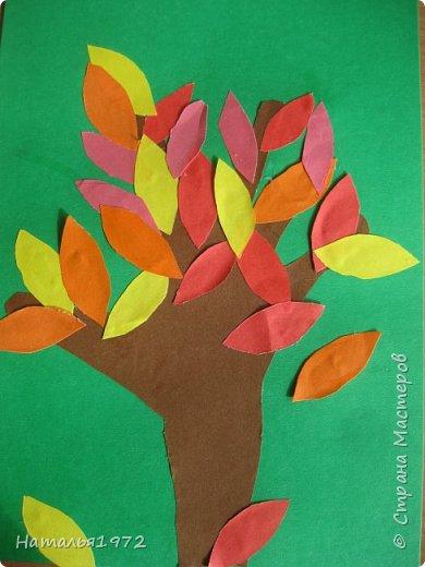 Деревце с листиками фото 3