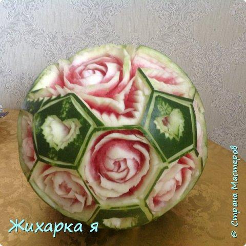 Осенний овощной букет   фото 6