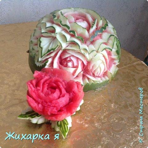 Осенний овощной букет   фото 7