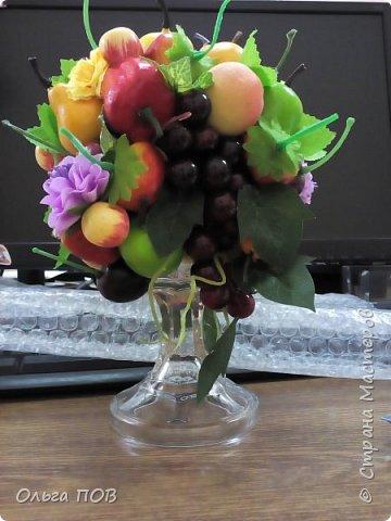 В перерывах между созданием больших цветов, из обрезков решила сделать маленькие розочки. А чтоб они являлись украшением чего-либо сделала их на шариковых ручках фото 4