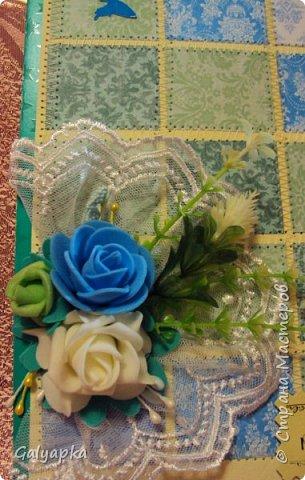 Открытки созданы по МК от марта 2011г. автора: Sveta Albert Использовала бумагу CAPSULE collection / Parisienne Blue фото 17