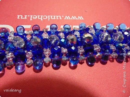 """""""Розовое чудо """". Ожерелье из разных сегментов ,6 разных деталей и магнитный замочек для удобства . фото 10"""