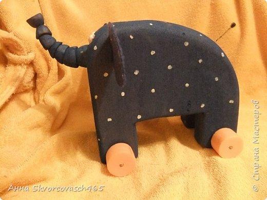 Слон Ду-Ду фото 2