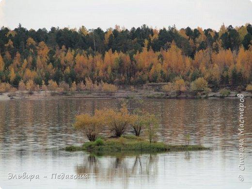 """Какая же в этом году красивая осень была. Просто бесподобная! Так долго держались листики на деревьях, и вот подул ветерок.... листья закружились в хороводе. А один листик оторвался и полетел в своё недолгое путешествие. Эту фотографию я так и назвала """"Путешествие осеннего листика"""".  фото 12"""