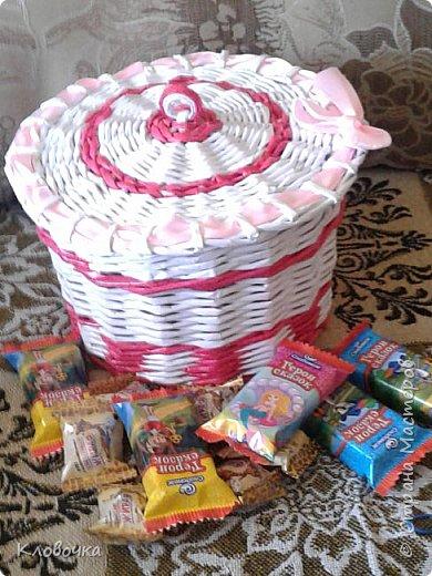 Жила-была плетеная коробочка, фото 6