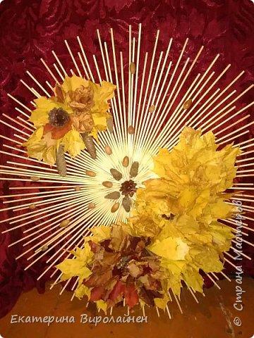 Осень — это вторая весна, когда каждый лист — цветок. фото 1