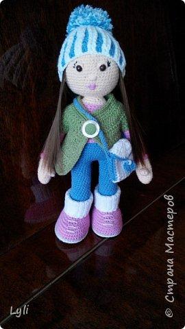 Кукла Стеша фото 1