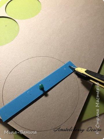 Вот и золотая осень подобралась совсем близко, а это значит самое время мастерить уютные вещицы в дом. Сегодня предлагаю сделать милые часики в детскую ( а может и не только) Нам понадобится: - Переплетный картон 30х40 (3 листа) - Клей полимерный - Грунт акриловый (или плотная белая краска) - Краска акриловая зеленая - Краска металлик под латунь/медь - Краска серая - Часовой механизм - Распечатка ушей и циферблата Приступаем! фото 6