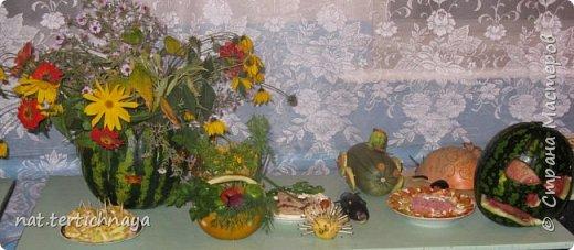 Здравствуйте!!! Ежегодно, в октябре, в нашей школе проводится  Праздник Золотой Осени. И дети с большим удовольствием принимают в нем участие. Готовят костюмы, сценки, поделки из природного материала. фото 1