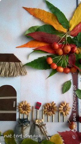 Здравствуйте!!! Ежегодно, в октябре, в нашей школе проводится  Праздник Золотой Осени. И дети с большим удовольствием принимают в нем участие. Готовят костюмы, сценки, поделки из природного материала. фото 11