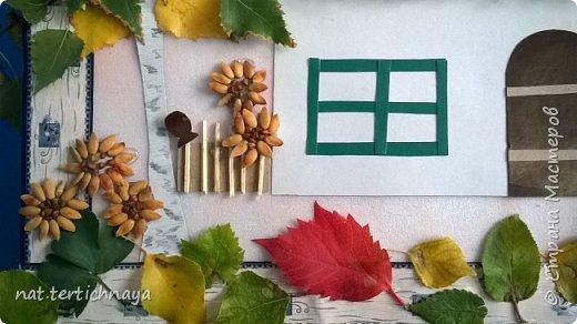Здравствуйте!!! Ежегодно, в октябре, в нашей школе проводится  Праздник Золотой Осени. И дети с большим удовольствием принимают в нем участие. Готовят костюмы, сценки, поделки из природного материала. фото 12