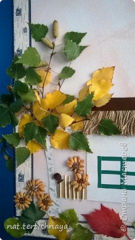 Здравствуйте!!! Ежегодно, в октябре, в нашей школе проводится  Праздник Золотой Осени. И дети с большим удовольствием принимают в нем участие. Готовят костюмы, сценки, поделки из природного материала. фото 13