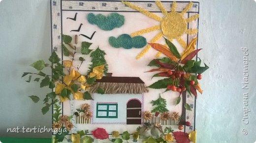 Здравствуйте!!! Ежегодно, в октябре, в нашей школе проводится  Праздник Золотой Осени. И дети с большим удовольствием принимают в нем участие. Готовят костюмы, сценки, поделки из природного материала. фото 9