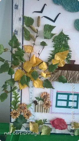 Здравствуйте!!! Ежегодно, в октябре, в нашей школе проводится  Праздник Золотой Осени. И дети с большим удовольствием принимают в нем участие. Готовят костюмы, сценки, поделки из природного материала. фото 14