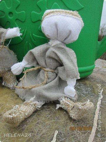 У наших мудрых предков куклы были на все случаи жизни .И замуж помогут выйти и болезнь отгонят и урожай сохранят. фото 14