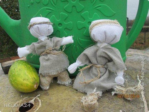 У наших мудрых предков куклы были на все случаи жизни .И замуж помогут выйти и болезнь отгонят и урожай сохранят. фото 2