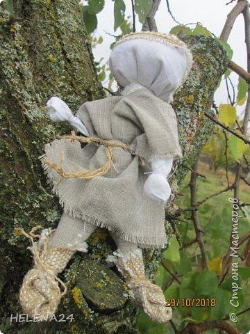 У наших мудрых предков куклы были на все случаи жизни .И замуж помогут выйти и болезнь отгонят и урожай сохранят. фото 3