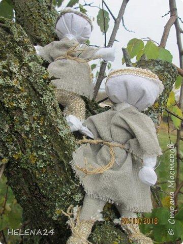 У наших мудрых предков куклы были на все случаи жизни .И замуж помогут выйти и болезнь отгонят и урожай сохранят. фото 17