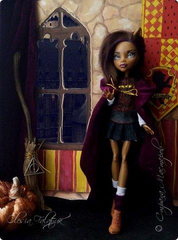 Участвую с этой куклой в конкурсе  ( одна из групп в ВК) фото 2