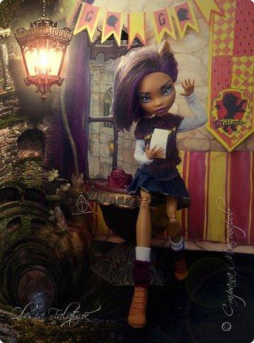 Участвую с этой куклой в конкурсе  ( одна из групп в ВК) фото 4