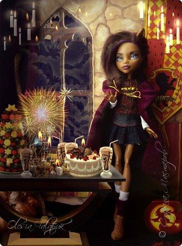 Участвую с этой куклой в конкурсе  ( одна из групп в ВК) фото 3