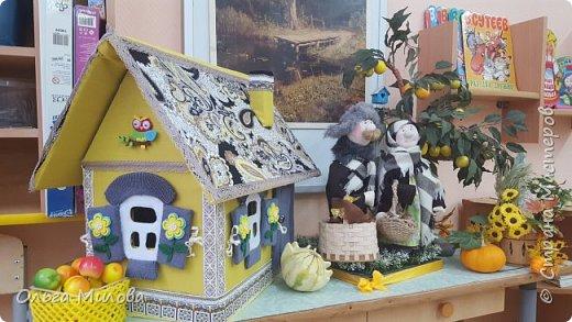 Здравствуйте, дорогие мои! Очень рада, если вы заглянули на мою страничку! Выставка на тему Осень у нас в группе.