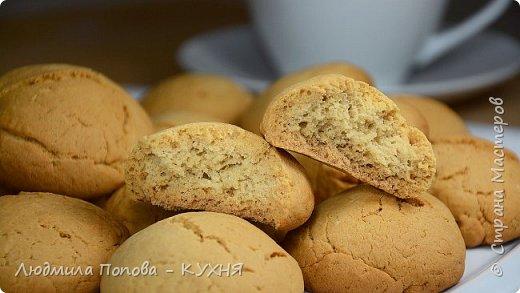 Песочное печенье – выпечка из детства! Простейший рецепт фото 1