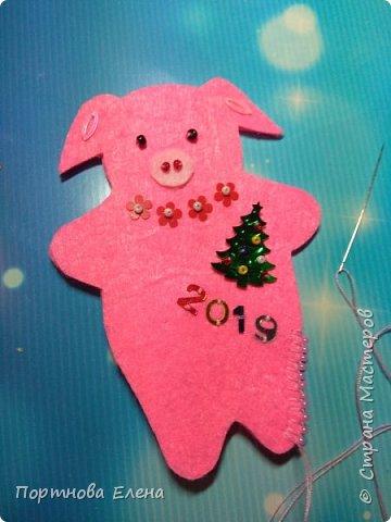 Друзья! Предлагаю Вам мастер-класс к Новому году! фото 6