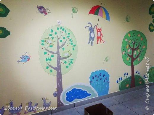 Роспись стен фото 23